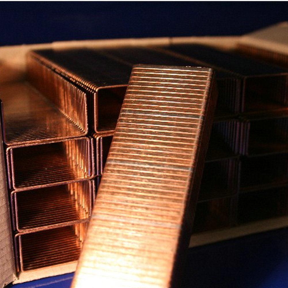 C5/8 Series Carton Sealer Staples for Packaging