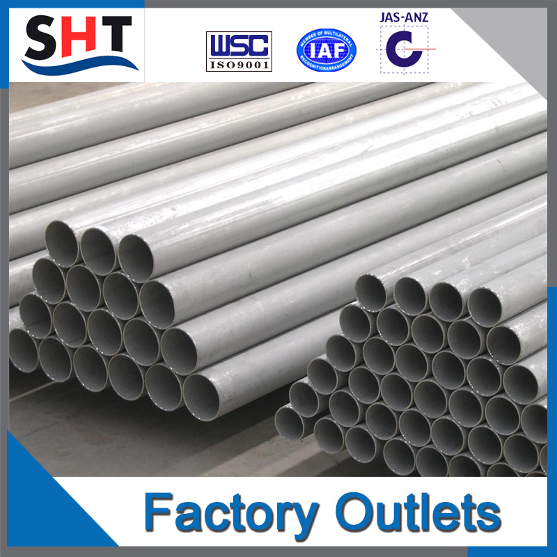 Factory 316L 304 Welded/ Seamless Stainless Steel Pipe Price for Industry