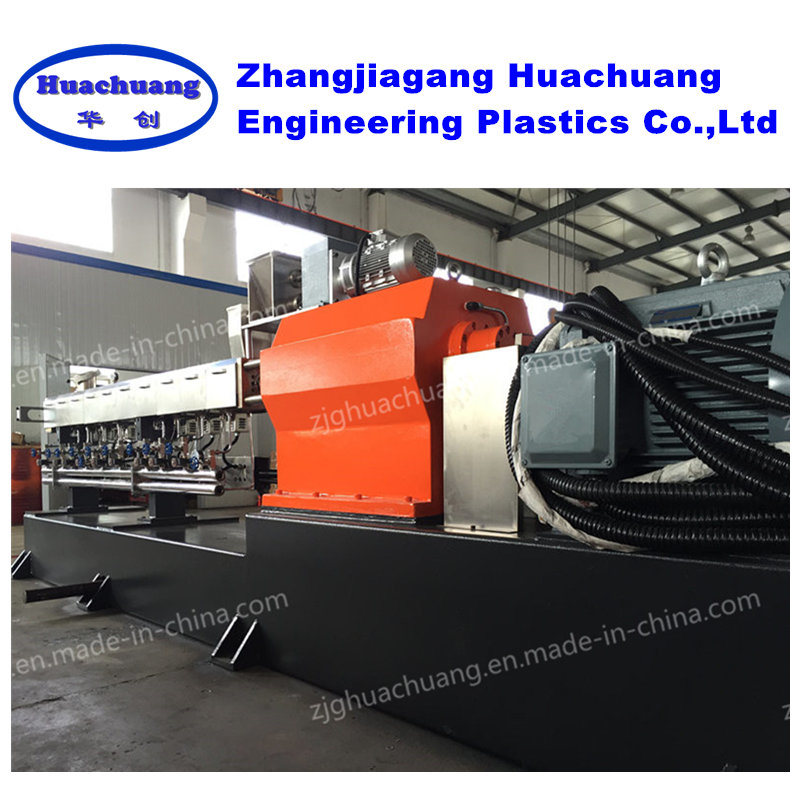 Conical Parallel Co-Rotating Twin Screw Extruder