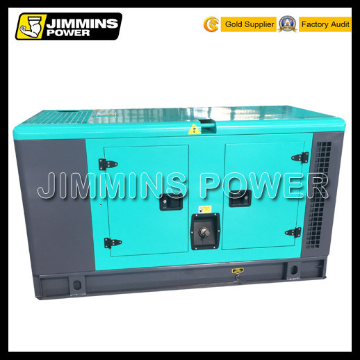Open & Silent Ricardo Engine Electric Diesel Generator Set Price List for Power Energy (soundproof & containerized type)