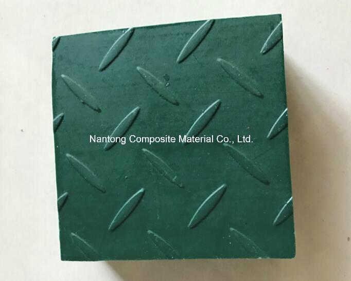 Covered Grating/FRP Grating Checker Plate/Anti-Slip Grating/Non-Slip Safety Flooring