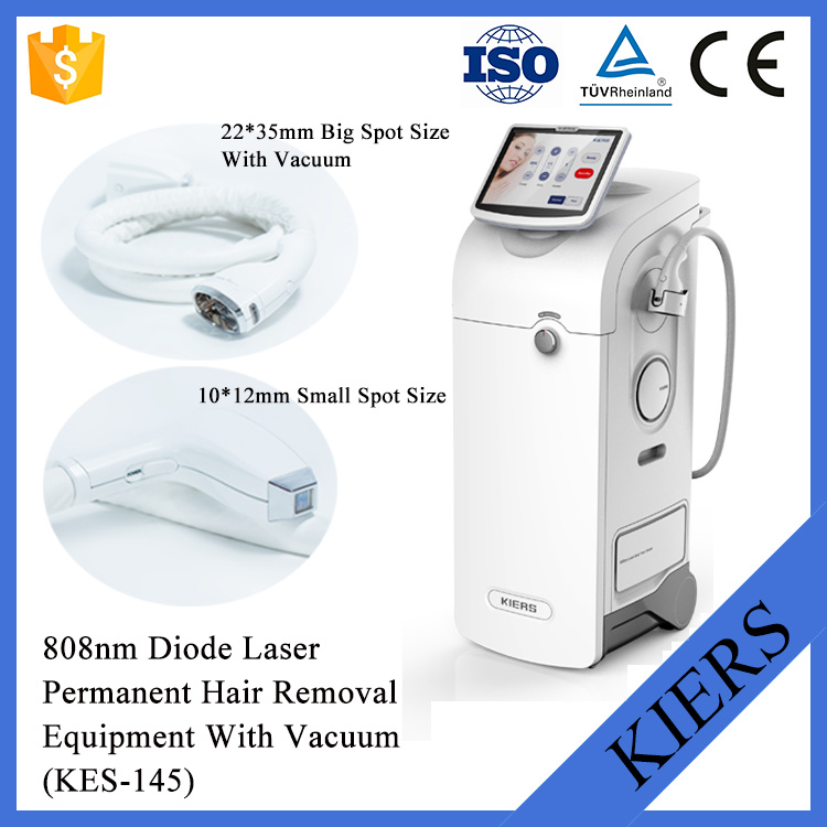 Diode Laser Fast Hair Removal Machine