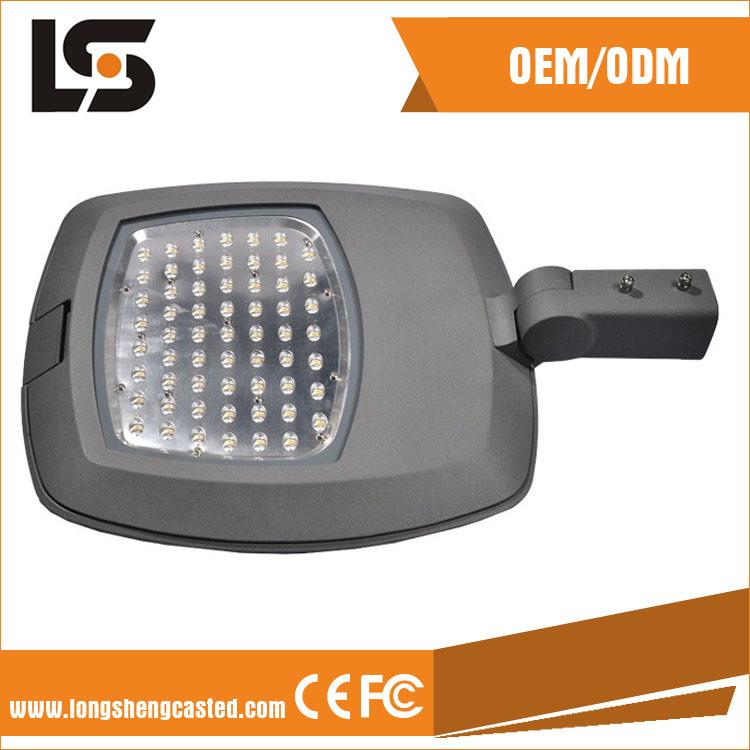 Die Casting Aluminum Material LED Street Light Lamp Housing