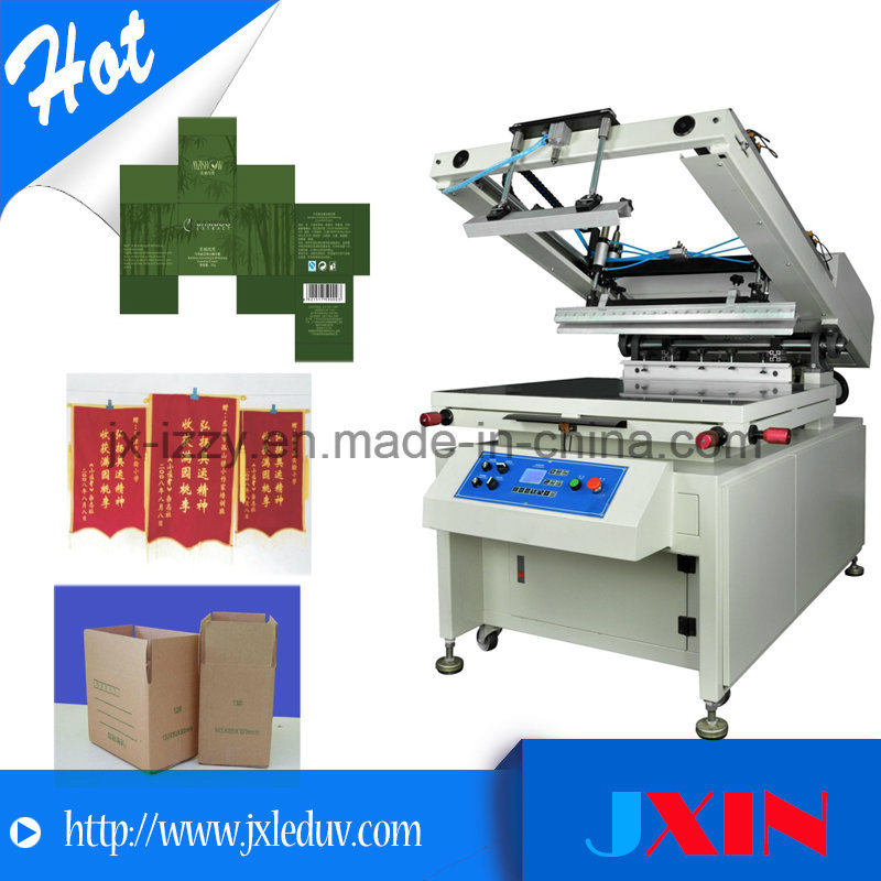 Automatic Paper Silk Screen Printing Machine for Sale