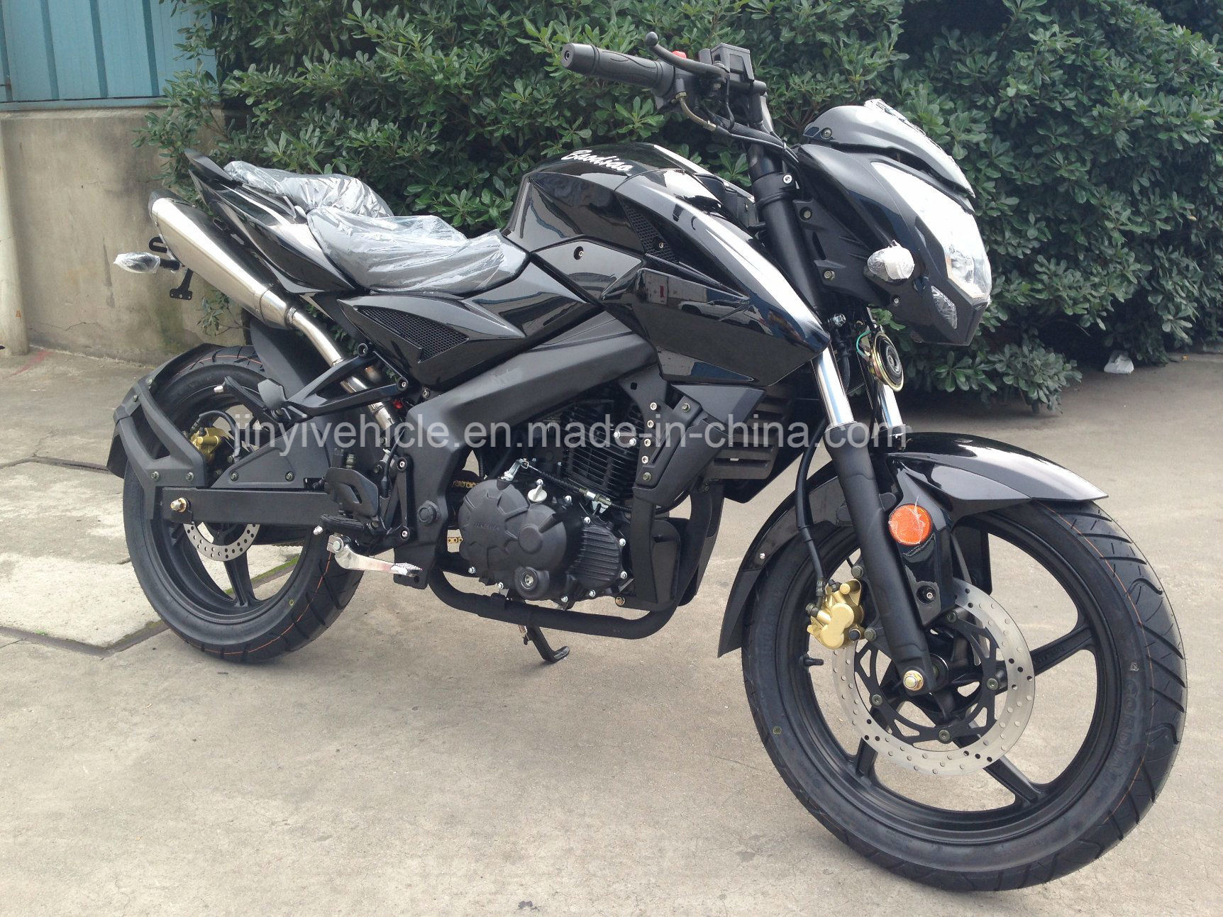 150cc economic Racing Moto with Dual Disk Brakes
