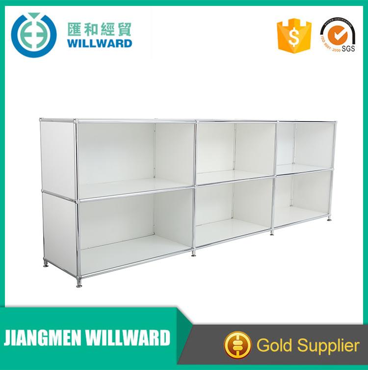 Office Furniture DIY Storage Flat Storage Steel Filing Bookcase