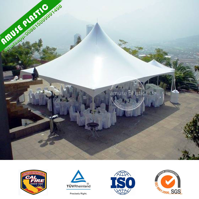10X10 Portable White Shade Canopy Tent