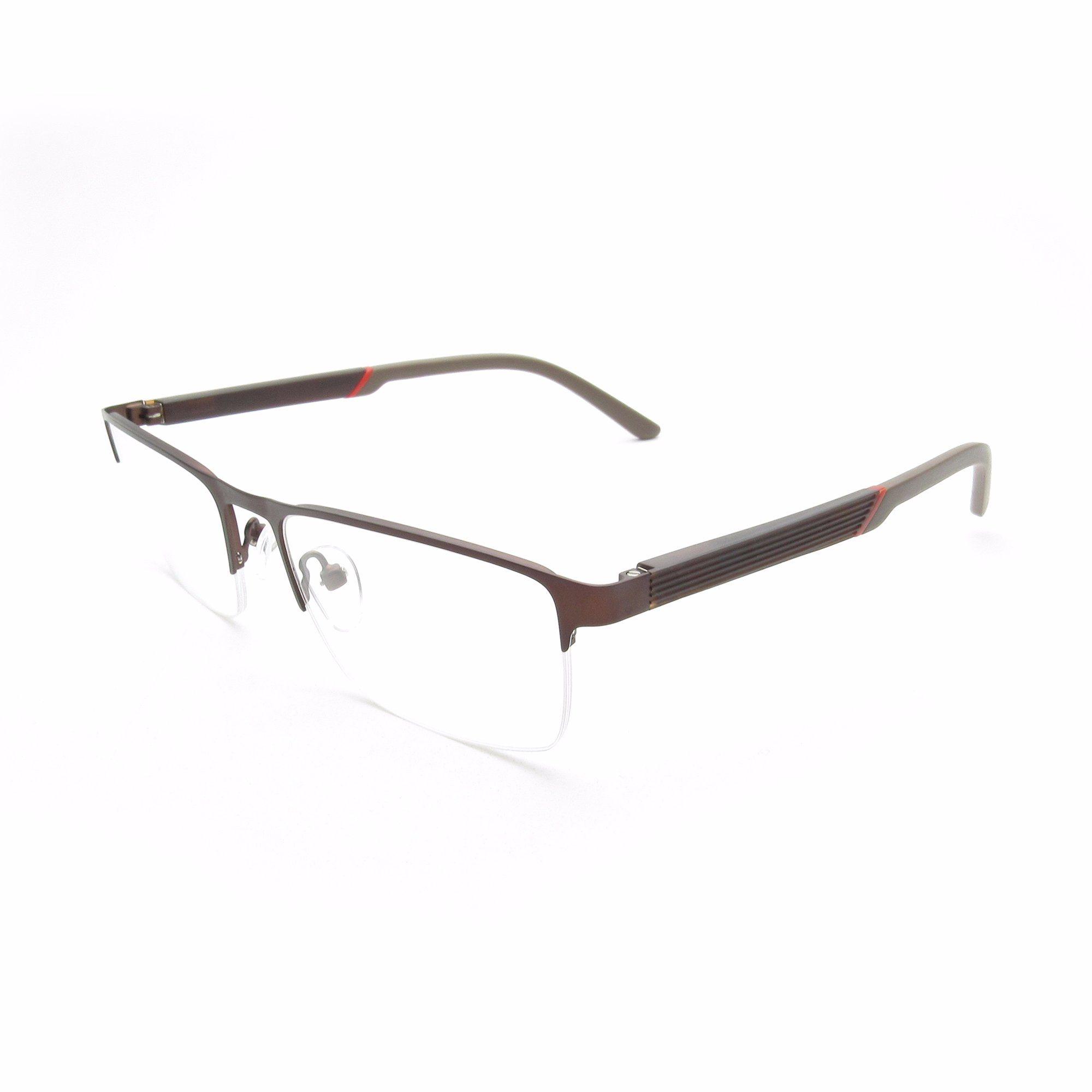 Cheap Price Hq0115 High-End Solid Hinge Fancy Unisex Optical Eyeglasses Frame