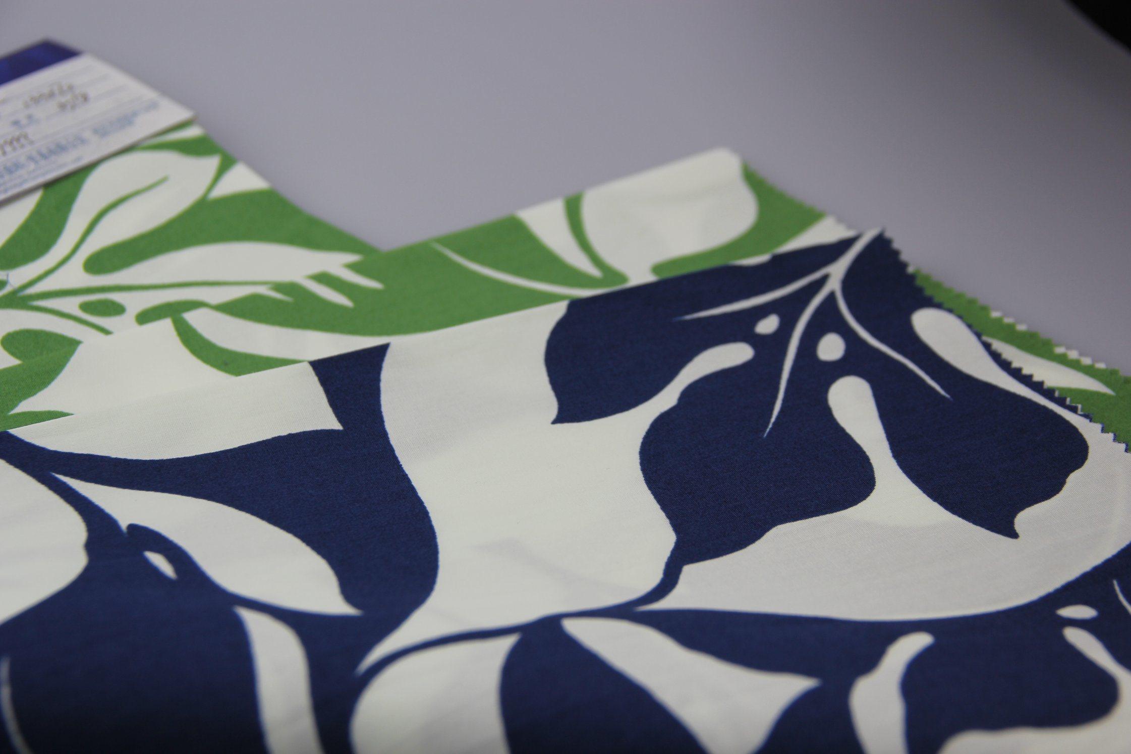 Big Repeat Printing Cotton Fabric-Lz7999