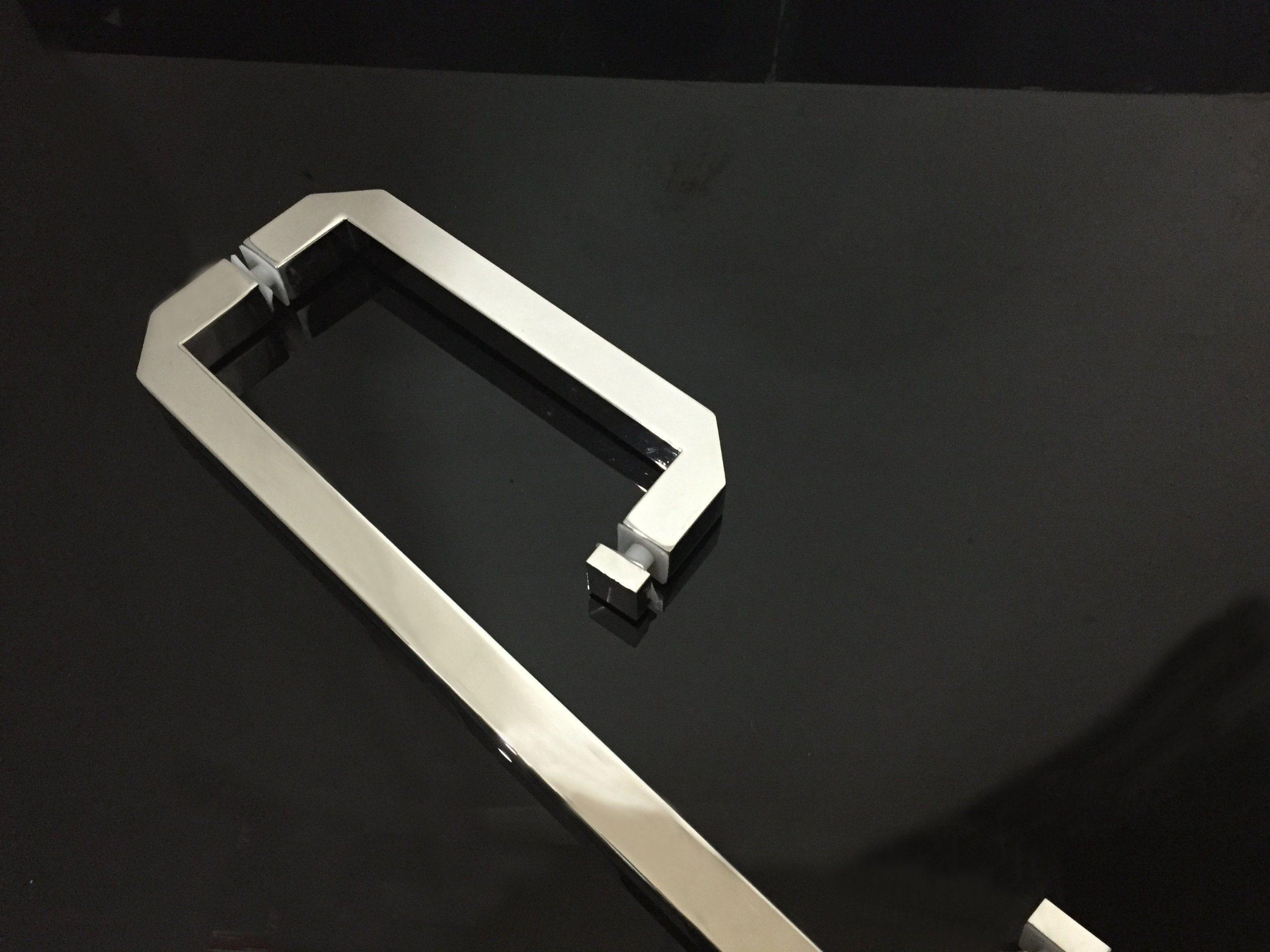 Stainless Steel Shower Door Pull Handle