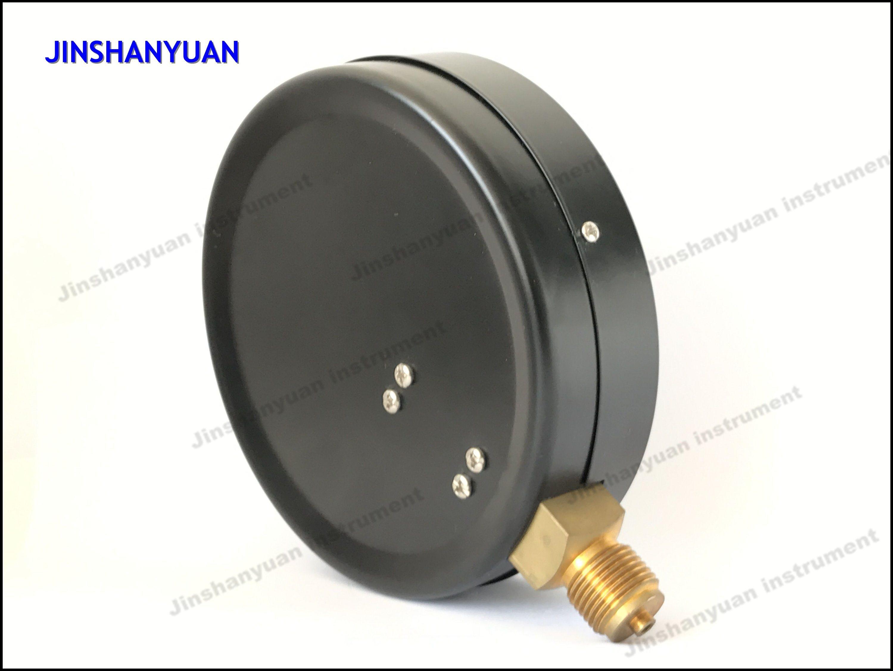 Gpg-022 General Pressure Gauge/Black Steel Gauge/Dry Manometer