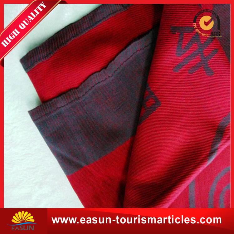 Micro Plush Flannel Fleece Blanket Travel Throw