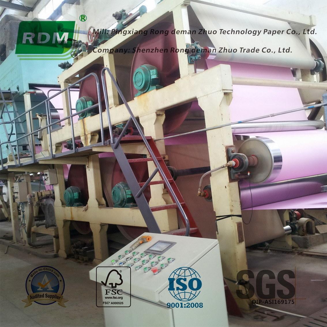 Carbonless Paper in Reels