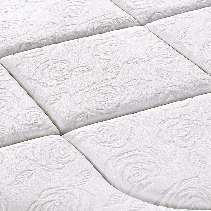 High Grand Lint Cover Natural Latex Compression Mattress with High Resilience Foam Hotel Furniture, Fb658