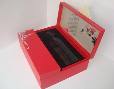 Two Piece Set up Rigid Paper Gift Box Wholesale