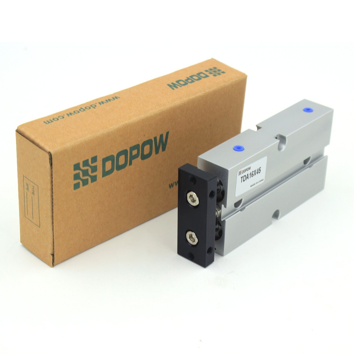 Dopow Tn Tda16-45 Twin-Rod Cylinder Bore Double Action