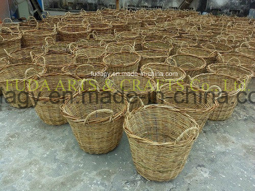 Pure Handmade Floral Basket