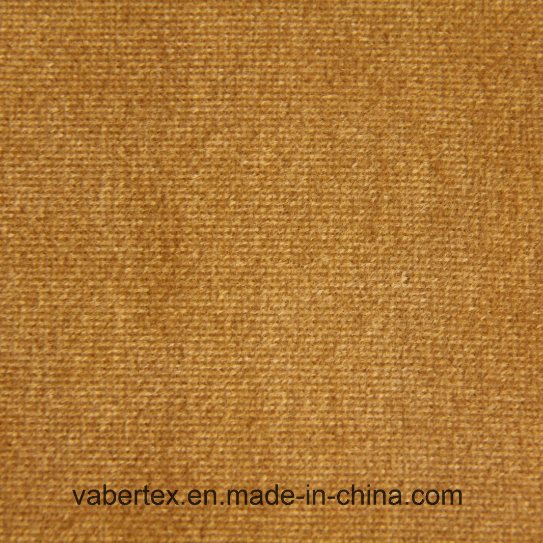 100% Polyester Plain Dyed Home Textile Upholstery Sofa Fabric