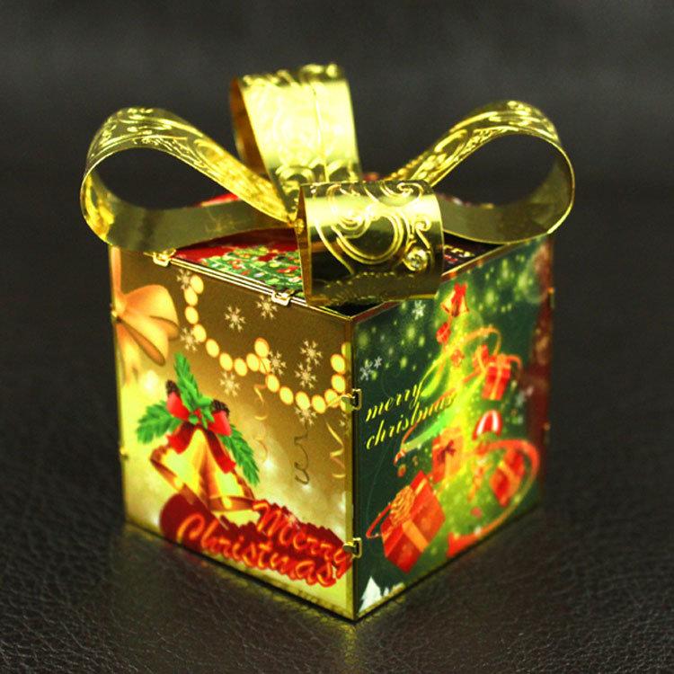 3D Metal Christmas Tree Ornament