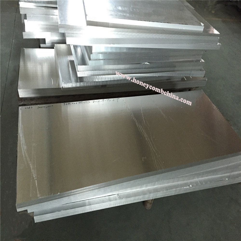 Aluminum Honeycomb Core Block AA3003h18, AA5052h18 (HR00)