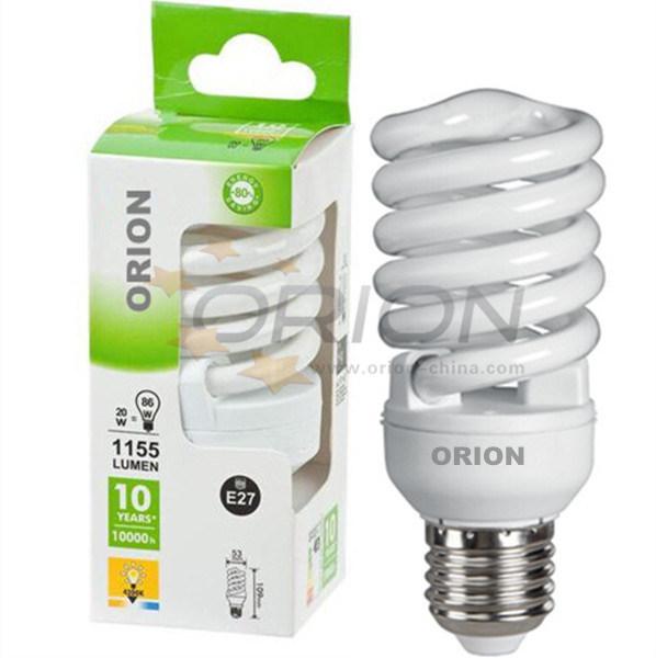 Energy Saving Lamp Spiral Bulb Light 23W E27 CFL