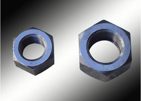 DIN934 Hex Nuts Carbon Steel