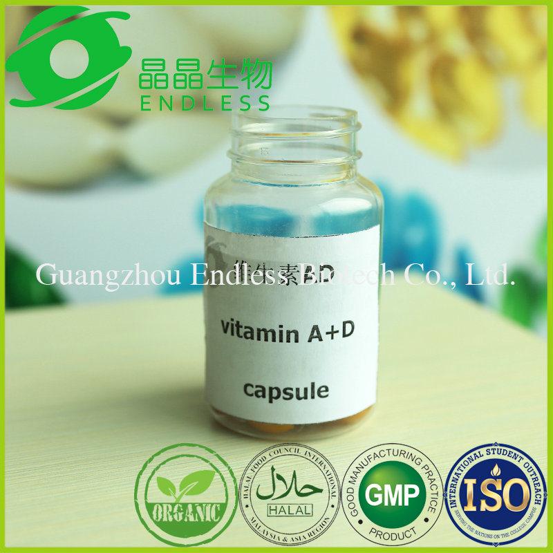 Vitamin a & D Softgel Capsule Multivitamin Softgel Capsule