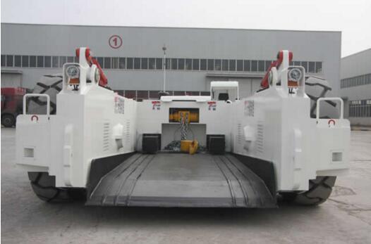 Mining 4 Wheel Drive 40t Shield Carrier