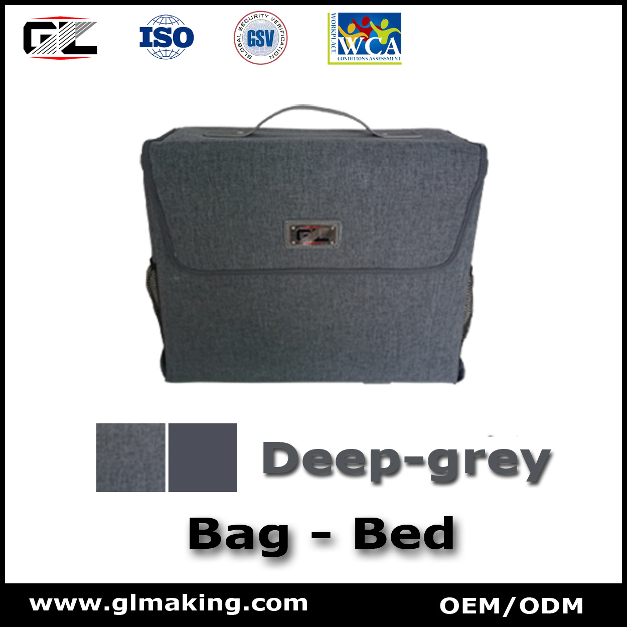 New Design of Baby Functional and Travel Bed Bag From Manufacturer