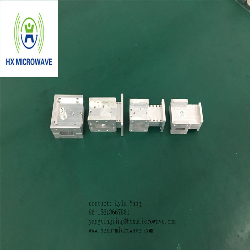 Hexu Microwave Ku Band Microwave Waveguide Isolator