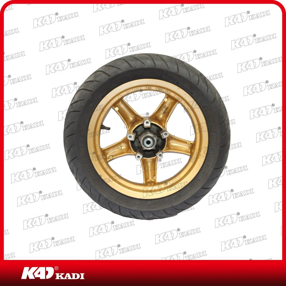 Motorcycle Parts Motorcycle Wheel for Bws125