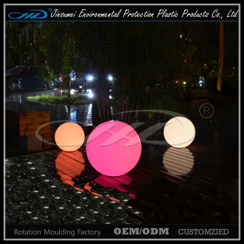 Plastic Modern LED Lighting Decoration Ball