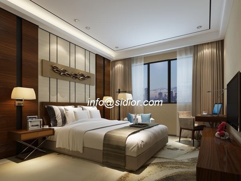 Cl8006 Luxury Hotel Modern Bedroom Furniture