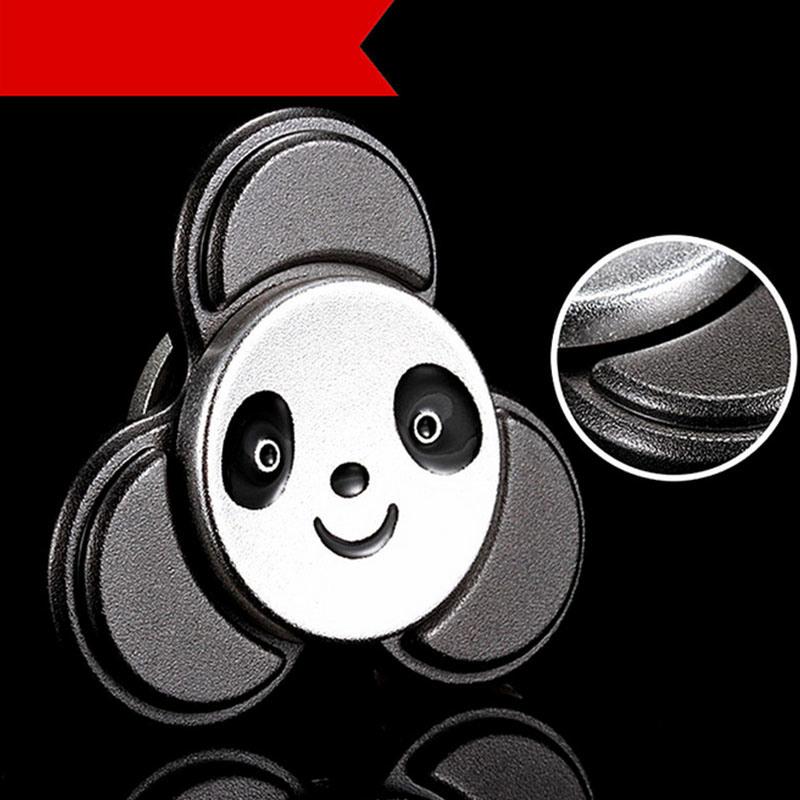 Fidget Spinners for Alloy Panda Fidget Toys