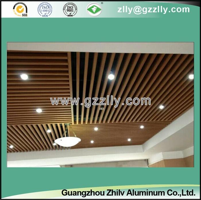 Ventilative Aluminum Ceiling panel for Building Decoration