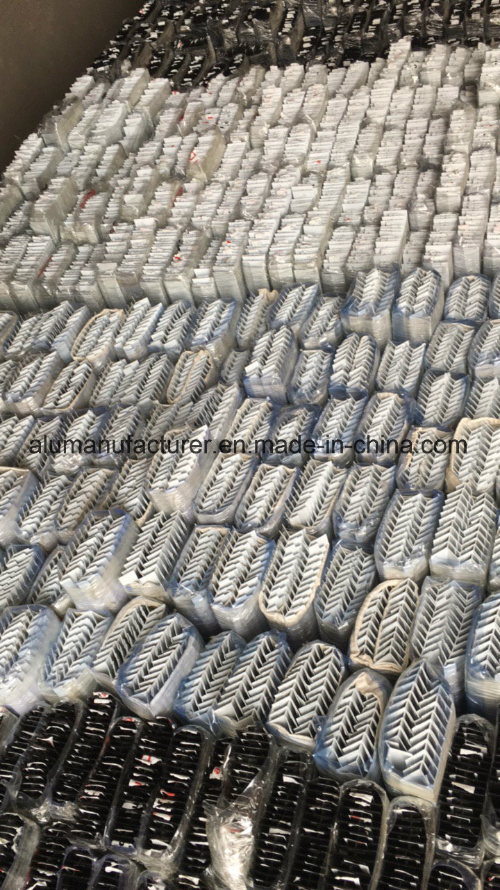 Iraq Partition Material Aluminium Alloy Extrusion Profile for Door and Window (01 Series)