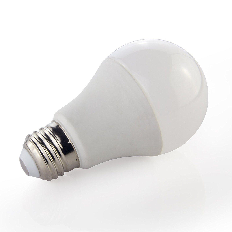 LED Light Lamp A60 10W Globe E26 E27 AC100-240V SMD LED Bulb, Cool White