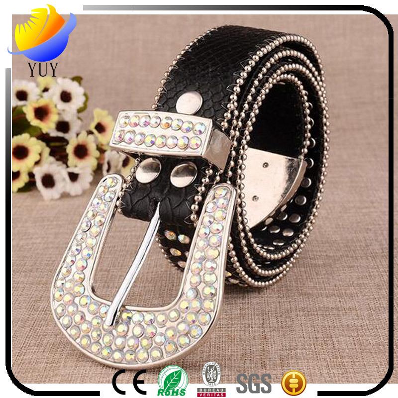 Factory Wholesale Fashion Casual Design Leather Belt