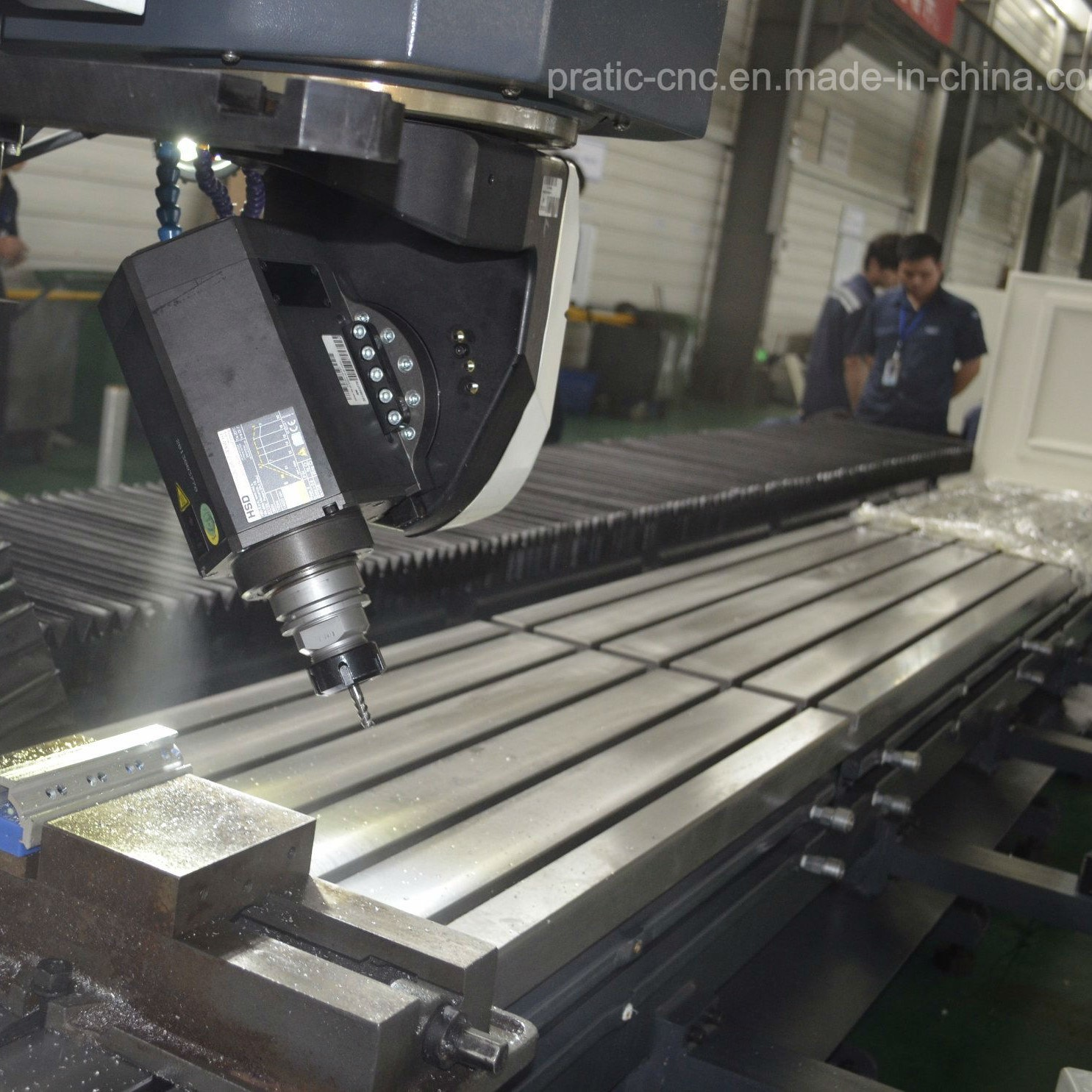 CNC Aluminum Profile Milling Machine -Pratic Pyb Series