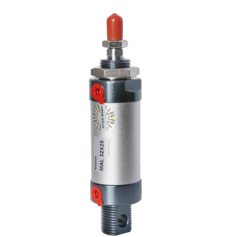 Dopow Peumatic Round Cylinder Mal Series (MAL32-25)