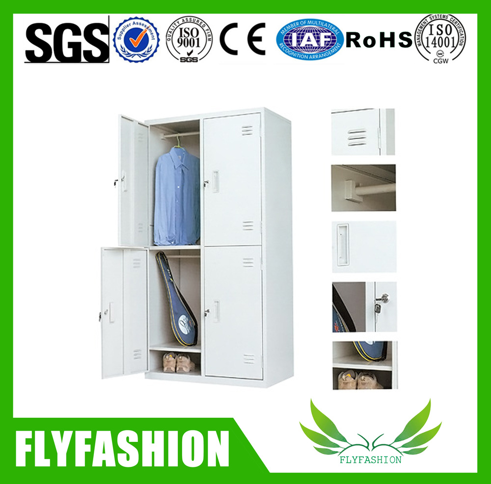 School Office Dormitory Workshop Army Multifunction Clothing Metal Locker
