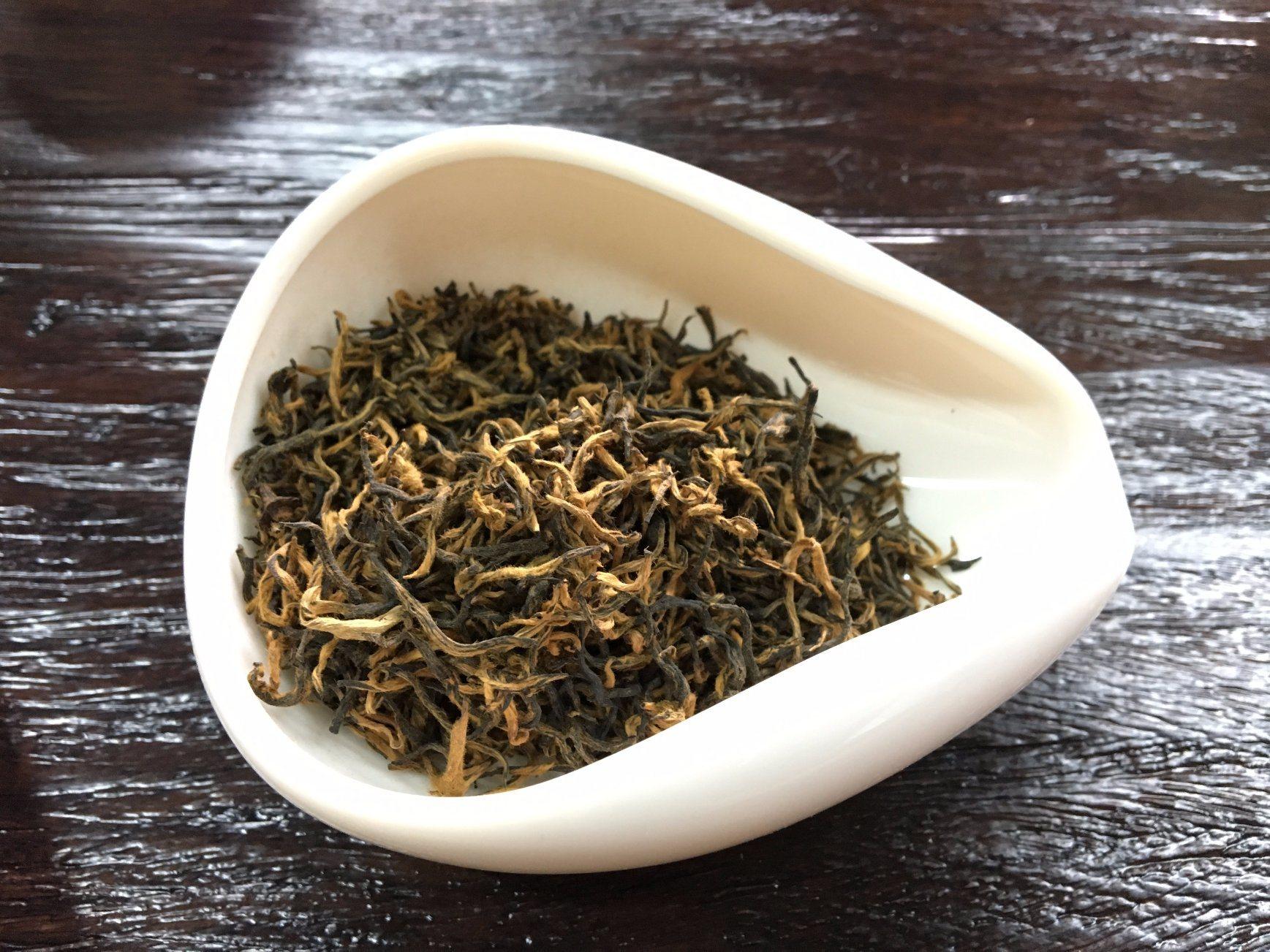 Chinese Tea Sichuan Yibin China Black Tea