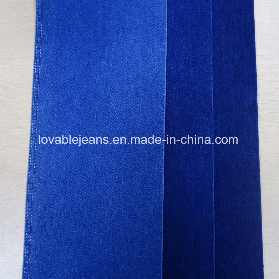 10 Oz Indigo Blue Denim Fabric (T113)
