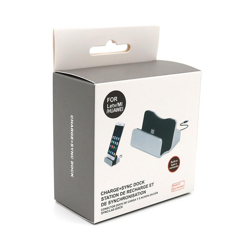 USB 3.1 Type C Charging Base Dock Station Cradle Charger