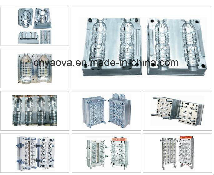 Automatic Plastic Pet Bottle Blow Moulding Machine 100-2000ml