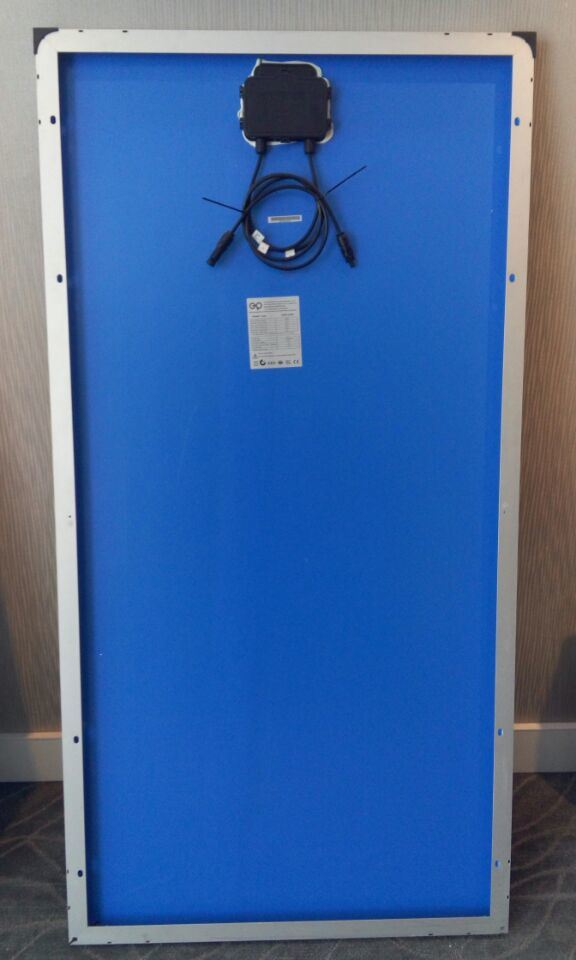 210W Blue Back Solar Panel, Germany Material, Better Quality