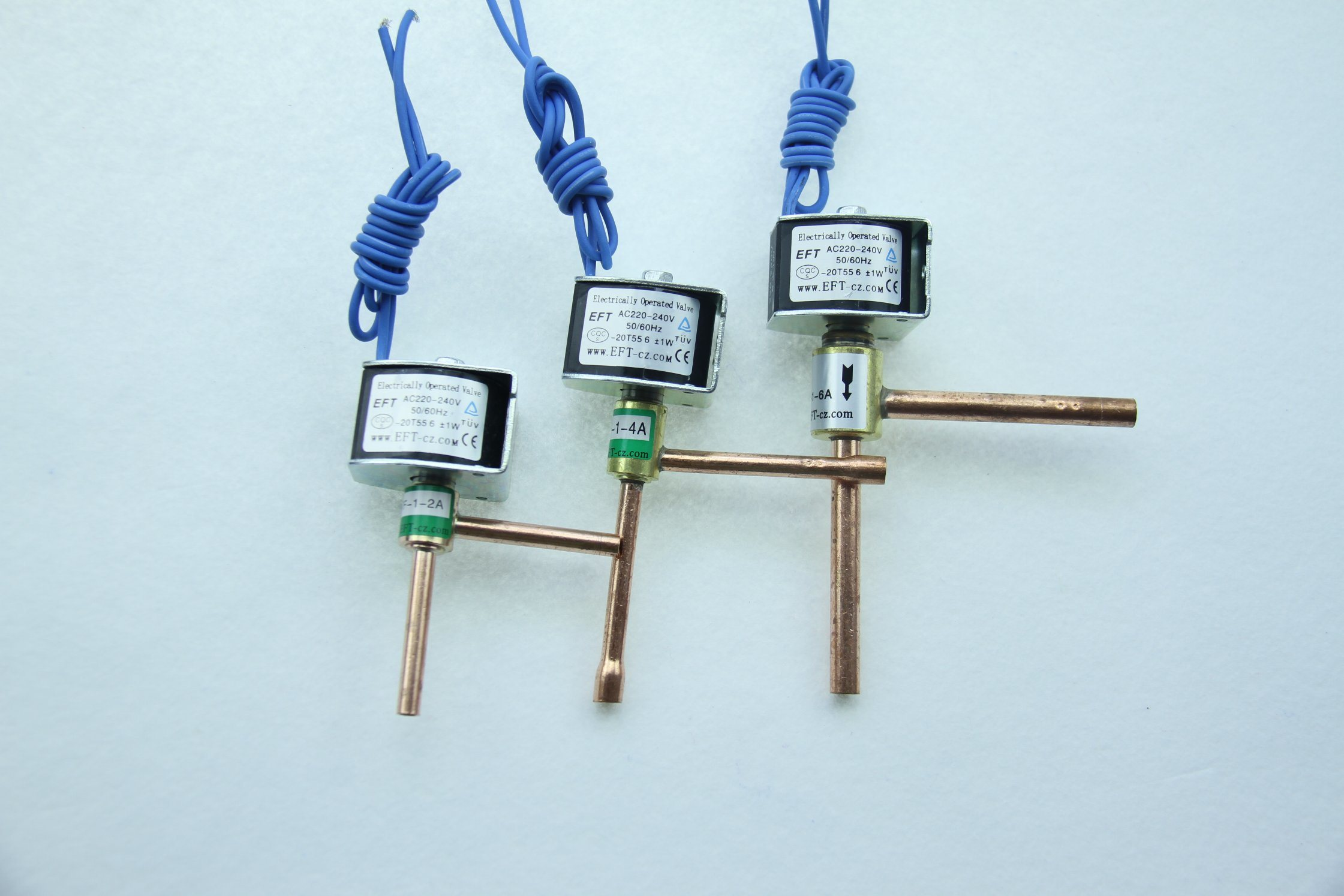 Refrigerant Solenoid Valve for Refrigerators, Ice Machines, Ice Makers