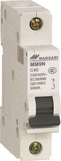 Mini Circuit Breaker (MM5-100-1P)