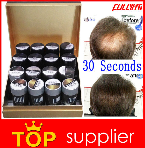 2ND Generation Hair Fiber Fully Hair Building Fiber