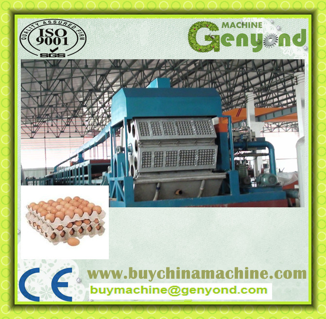 High Quality Paper Pulp Molding Machine